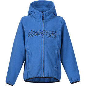 Bergans Bryggen Jacket Barn athens blue/navy